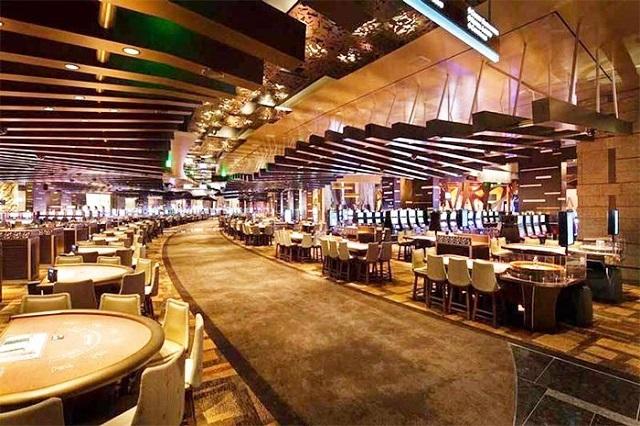 Restaurants in Casinos